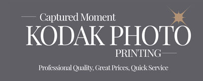 Kodak Photo Printing by Captured Moment Professional Quality Great Prices Quick Service